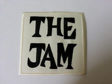 PUNK ROCK METAL MUSIC SEW ON / IRON ON PATCH:- THE JAM