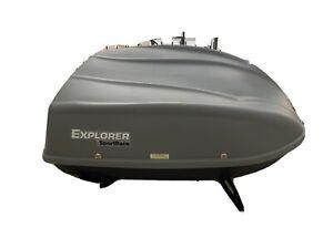 Explorer Sportrack Traverler Roof Top Cargo Box