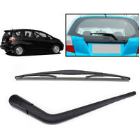 Set For Honda Fit Jazz MK2 2009 2010 2011 2012 2013 2014 Rear Wiper Blade Arm
