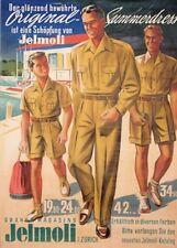 Original Plakat - Jelmoli - Original-Summerdress
