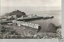 Harbour from St. James' Park Ilfracombe  _ 1953 Unposted Real Photograph