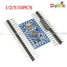 1/2/5/10PCS Pro Mini Atmega168 16M 5V Arduino Compatible Nano Replace Atmega328