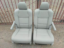 SALE new takeouts TAN LEATHER  BUCKET SEATS truck van bus classic car hotrod rv