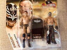 WWE Randy Orton vs Rey Mysterio Wrestlemania 36 Battle Pack Mattel Figures