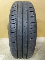 1x Continental EcoContact 5 175/65R14 86T XL Sommer Reifen 6,7mm DOT 15
