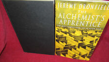 The ALCHEMIST'S APPRENTICE - Jeremy  DRONFIELD  Simply brilliant 1st HbDj UNread