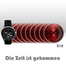 10X Nordmann Max 850 Diamant-Trennscheibe ø 230 mm + Fossil Herren Uhr