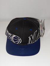 Gorra/Cap - Orlando Magic - STARTER - Snapback - NOS - NBA - VINTAGE - Ajustable
