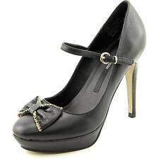 Kensie Norissa Women US 8.5 Black Mary Janes UK 6 EU 40 3026