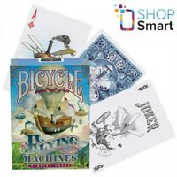 BICYCLE FLYING MACHINES PLAYING CARDS DECK MARK STUTZMAN MADE IN USA