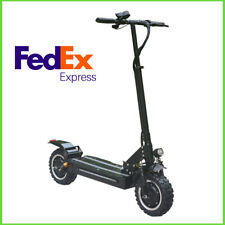 Speedual 10inch Dual Motor Electric Scooter 60V 2400W Off-Road 65km/h 40Mph NEW