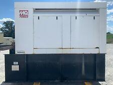 Mq Power 80kw Diesel Generator 120240