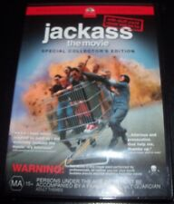 Jackass The Movie (Special Collector's Edition) (Australia Region 4) DVD New