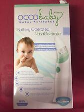 Occobaby Baby Electric Nasal Aspirator Open Box #6
