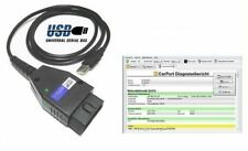 OBD2 VCD K+CAN UDS Diagnose Interface für VW AUDI + CarPort Software PRO-MODUL