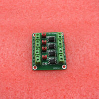 3.6-30V PC817 4 Channel Optocoupler Isolation Module Voltage Converter Adapter