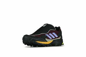 ADIDAS Consortium Men's Maroon Response Hoverturf GF6100L Sneakers NIB