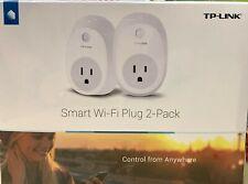 Tp-Link Kasa Smart Wi-Fi Plug - Hs100Kit (2 Pack)(Tc27)