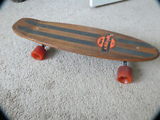 Vintage Skateboard Grentec Gt Spinner Burbank Ca. Very Nice Original Condition