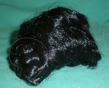 """doll wig black 6.7"""""""