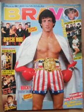 BRAVO 14 - 1986 (1) Rocky Sylvester Stallone Den Harrow Bowie Modern Talking SSS