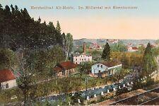 10923 AK Alt-Heide Slesia höllental CON FERRO MARTELLO
