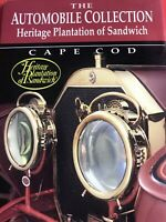 The Automobile Collection: Heritage Plantation of Sandwich (VHS) Cape Cod 1993