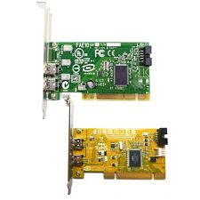 More details for firewire 1394a dual port - pci full height card
