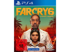 Far Cry 6 -  [Playstation 4] - DISC  - FSK 18 - USK-Version