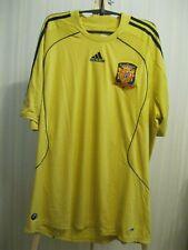 Spain national team 2008/2010 Away Size 2XL Adidas shirt jersey maillot camiseta