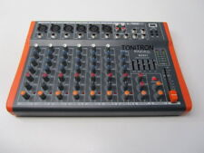 Dj Pa 8 Channel Mixer Mixer Amplifier Party Mobile Ibiza Stereo USB MP3 Player