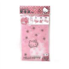 Hello Kitty Ziplock Storage Bags