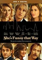 She's Funny That Way [New DVD]