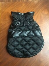XS CYNTHIA ROWLEY Black Dog Jacket