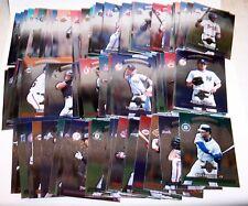 1997 DONRUSS LIMITED COUNTERPARTS 100 Card Baseball Subset Set RIPKEN, JETER