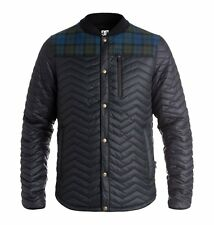 DC Men's CONVOY Quilted Jacket - KVJ0 - Size Medium - NWT