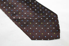 ERMENEGILDO ZEGNA Silk tie Made in Italy F2325