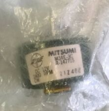 Motor 12V DC Mitsumi 2400RPM M34E-3C R-147715 2400 Rpm 12 voltios M34E3C R147715