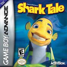 Shark Tale GBA New Game Boy Advance