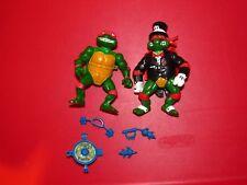 Teenage Mutant Ninja Turtles : Vintage Lot Birthday and Wacky Action Raph