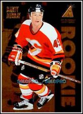 PINNACLE ZENITH 1995 MARTY MURRAY NHL RC CALGARY FLAMES MINT ROOKIE CARD #142