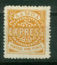 Samoa 4 III , (*) , Agar Privatpost