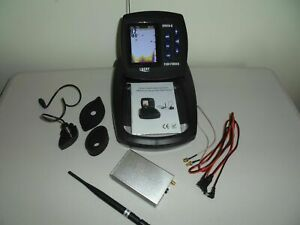 Bait Boat Colour LCD Fish Finder- 300 Metre. Sonar, Carp, Boat, Large screen