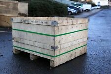 Wooden Crates- Collection Only