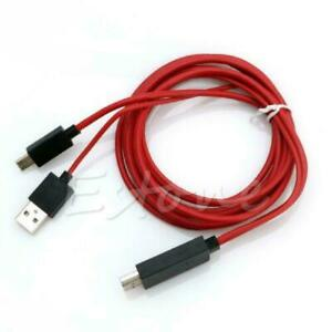 1.8M Micro USB M-HL To HDMI-compatible Cable H-D 1080P For Sam-sung Ga-laxy Note