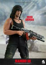 Rambo III John Rambo 1:6 Scale Action Figure by ThreeZero PRE-ORDER