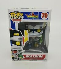 Metallic Voltron 70 Funko Pop Vinyl with soft pop protector