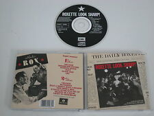 ROXETTE/LOOK SHARP!(PARLOPHONE 7910982) CD ÁLBUM