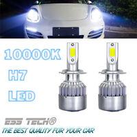 Ampoule LED Blanc H7 10000K effet Bleuté kit 70W Ess Tech kit lampe universelle