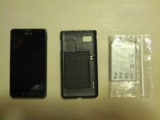LG Optimus F3 VM720 GB2 F3L cell phone smart phone Virgin Mobile & extra battery